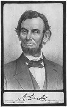 essay questions about abraham lincoln