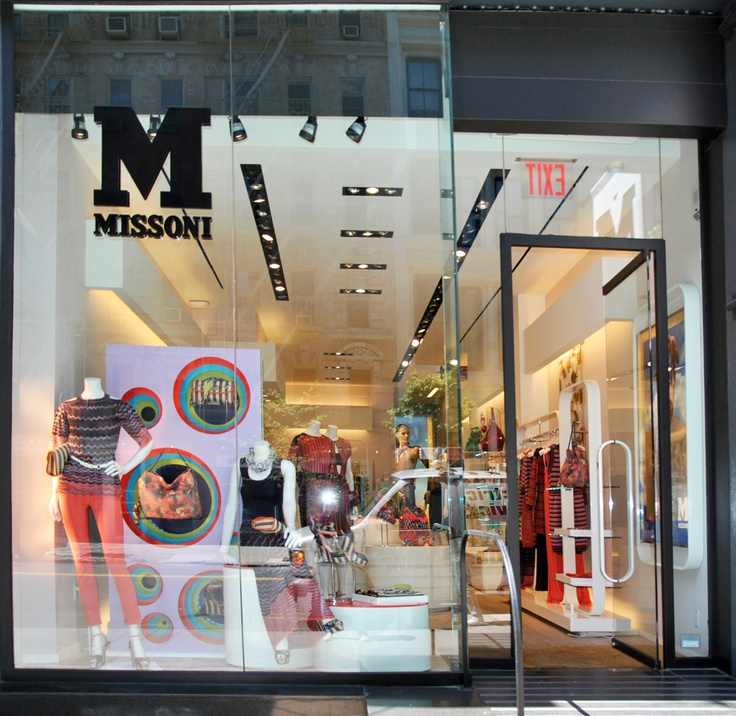 #MMissoni Boutique | #NY #Soho | Summer 2013 Collection
