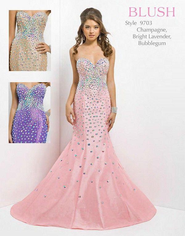 45 best Prom 2014 images on Pinterest | Evening gowns, Formal prom ...