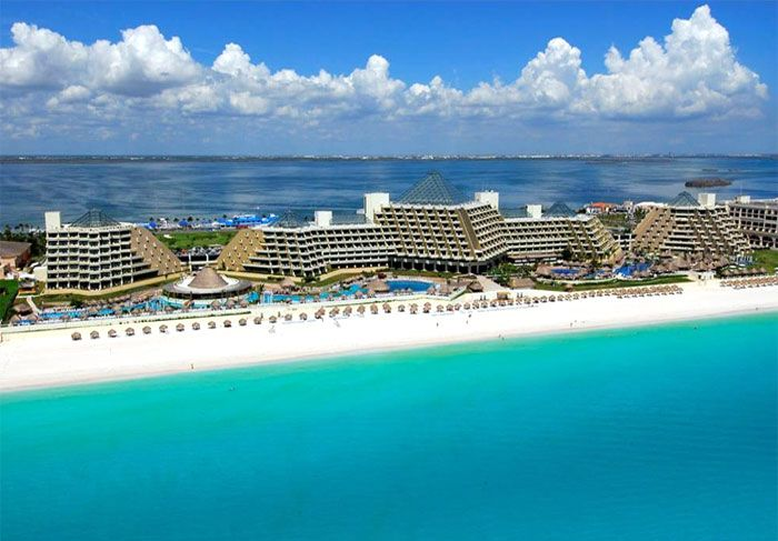 Paradisus Cancun Resort - All-Inclusive Deals, Cancun Vacation Packages http://www.dreamtripsdepot.com