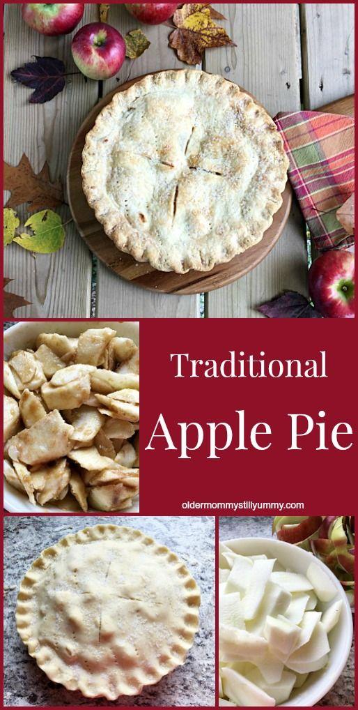 Traditional Apple Pie ~ Apple Pie, Thansgiving Recipes, Fall Recipes, Holiday Recipes, Christmas Recipes, Christmas Desserts, Thanksgiving Desserts, Winter Recipes
