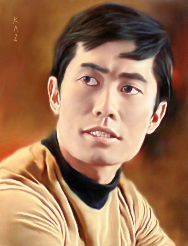 Lieutenant Hikaru Sulu by karracaz.deviantart.com on @deviantART