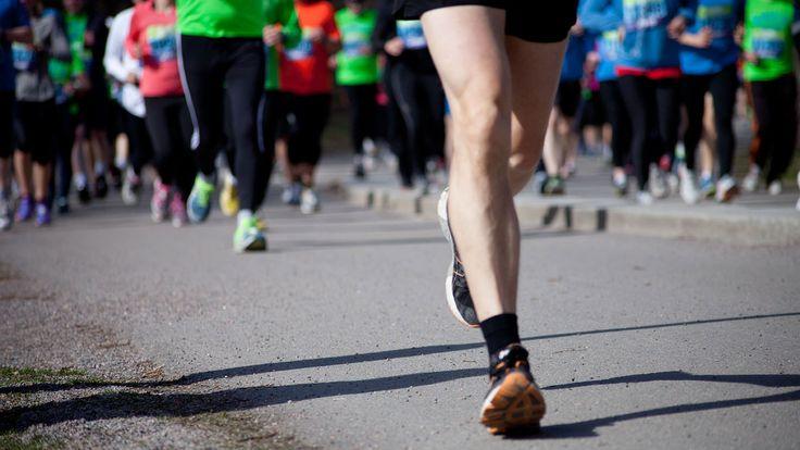Aloittelijan 8 vkon treeniohjelma, juoksu-puolimaraton