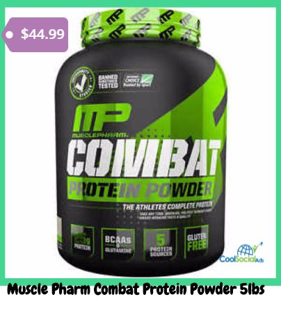 Muscle Pharm Combat Protein Powder 5lbs for more details visit http://coolsocialads.com/muscle-pharm-combat-protein-powder-5lbs-27122