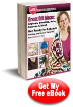 Knitting and Crochet Patterns from Red Heart Yarn eBook | FaveCrafts.com
