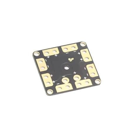 30×30 35×35 PCB ESC Power Distribution Board For MINI Quadcopter Multicopter    Description:  Item Name: Power distribution board  Usage: Used for power supply,fit for mini frame without PCB  Size: 30x30mm(hole to hole) / 35x35mm(side to side)    Package Included:  1 x...