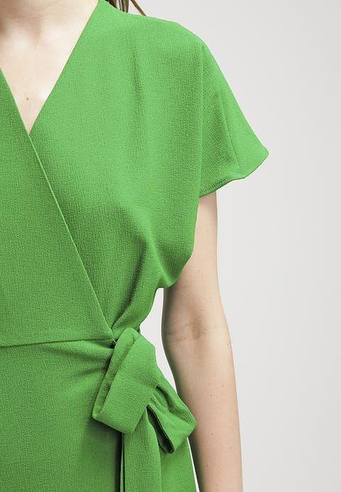 Topshop Sukienka letnia - green - Zalando.pl