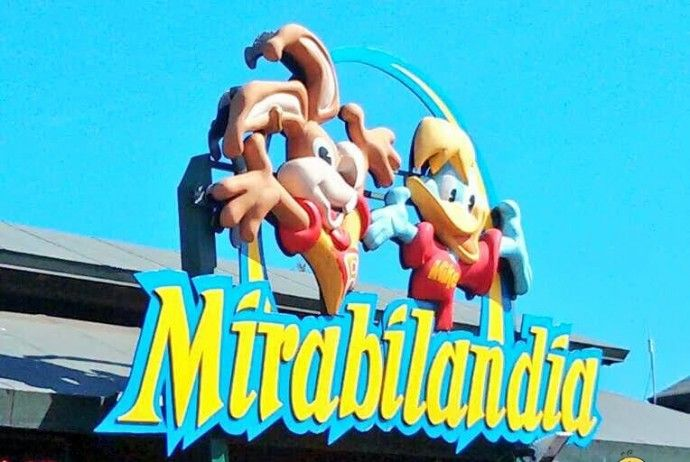 Biggest amusement park in Italy: Mirabilandia Theme Park …Marta Mania