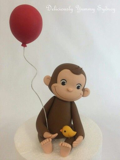 Curious George Topper