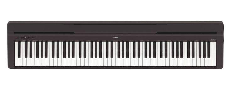 YAMAHA P45 - PIANOS NUMÉRIQUES - PIANOS NUMÉRIQUES PORTABLES   Woodbrass.com