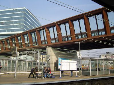 The Happy Pontist: London Bridges: 24. Stratford Town Centre Link