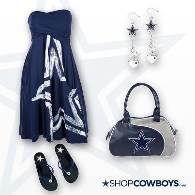 Dallas Cowboys Baby!!!! I <3 it all :)
