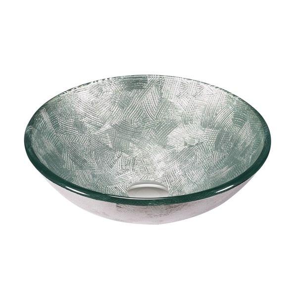Inspiration Web Design Legion Furniture Silver Glass Vessel Bowl Sink
