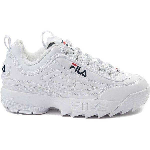 Womens Fila Disruptor II Premium Athletic Shoe ($99