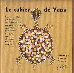 album cahier d'activités à partir de l'art aborigène