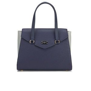Paul's Boutique Ashley Contemporary Classic Tote Bag - Navy