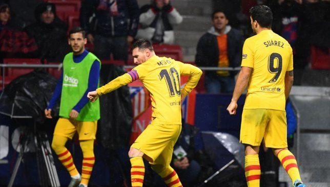 موعد مباراة برشلونة القادمة بعد الفوز على أتليتكو مدريد في الدوري