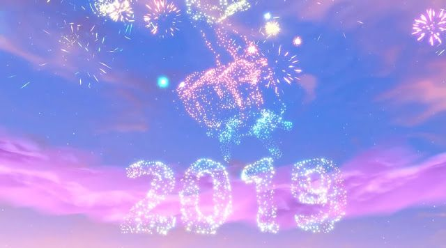 Games Often Get Special Opportunities To Celebrate Holidays Held On New Occasions But The E Pic Games Surprised Every New Year S Games Fortnite Special Events