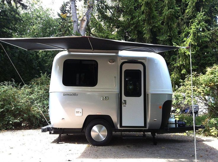 The small trailer market is getting more diverse every year. One of the newest designs to become available is the stylish and super light Armadillo trailer. Built in British Columbia, the 1,600 lb. trailer follows in the footsteps of the Boler and Trilliu