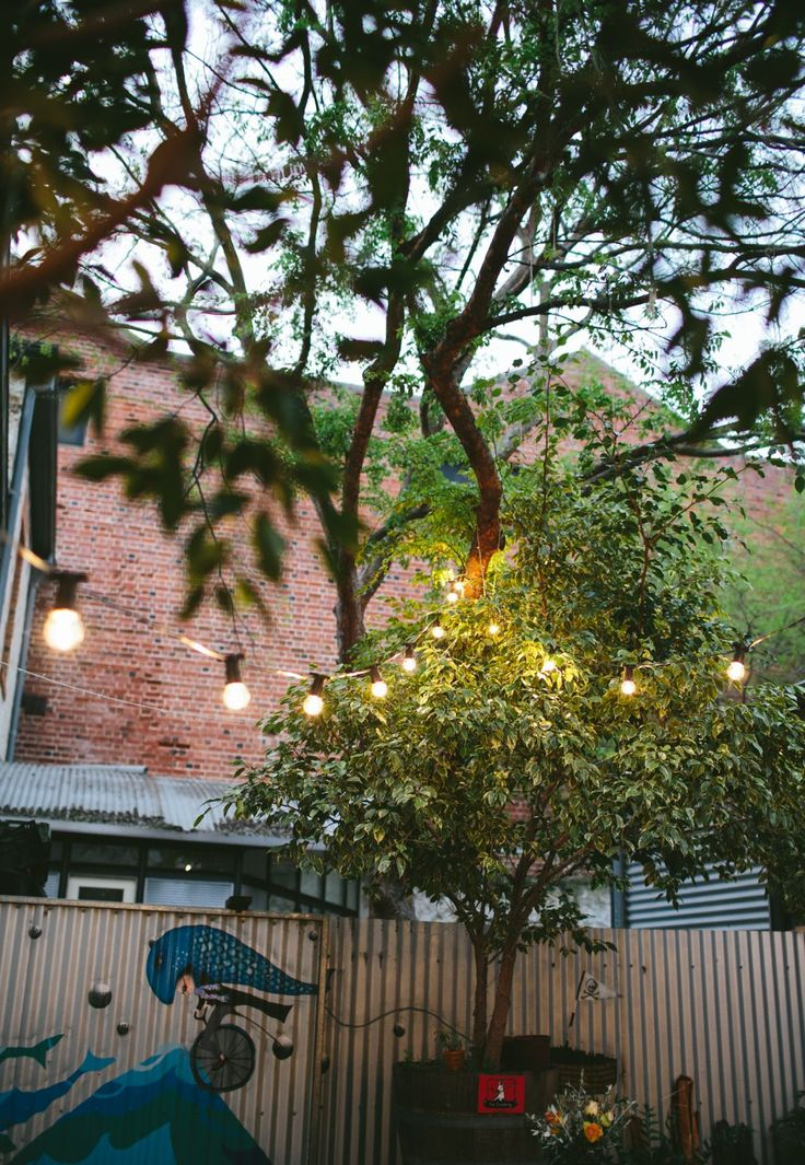 Micktric Event Lighting at Moore & Moore Fremantle