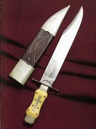 Image result for antique bowie knives