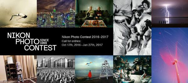 Nikon Photo Contest 2016-2017 for All Ages: 'Nikon 100th Anniversary Award' (Any Age; Entries Must Be Captured or Recorded with Nikon Equipment) + 'Next Generation Award' (Ages 29 & Younger) + 'The Open Award' (Any Age): Submit Photo & Video Entries (Length of 6 – 180 Secs) from Digital Devices, Including Smartphones, at 1 p.m. JST on 17 Oct.2016 and before 1 p.m. JST on 27 Jan.2017 http://www.photoxels.com/nikon-photo-contest-2016-2017/