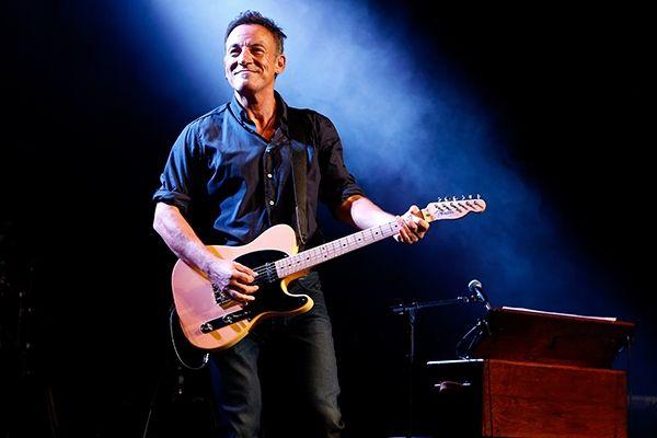 Bruce Springsteen's 'High Hopes' Tops Album Chart   Music News   Rolling Stone