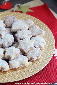 Aguardentados murcianos, galletas típicas navideñas de Murcia (España)