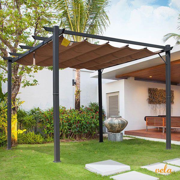 Cenadores Baratos Carpas Pergolas Jardin Y Camping Pergolas De Aluminio Techo De Patio Gazebo De Jardin