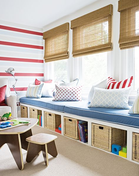 Playrooms for Pre-Schoolers : Adorable Interiors for Little Ones