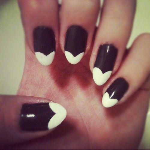Cute Simple Acrylic Nails Tumblrprint Nice Acrylic Nail: 25+ Best Ideas About Nail Designs Tumblr On Pinterest