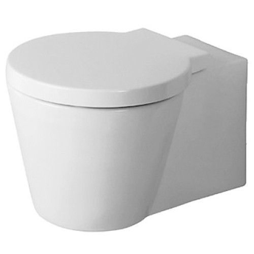Starck 1 Wall-Mounted Toilet By Philippe Starck, from Duravit