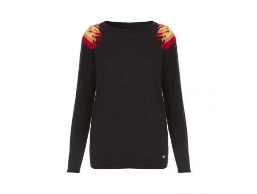 Banjo & Matilda   Exclusive Flame Shoulder Sweater   goop.com