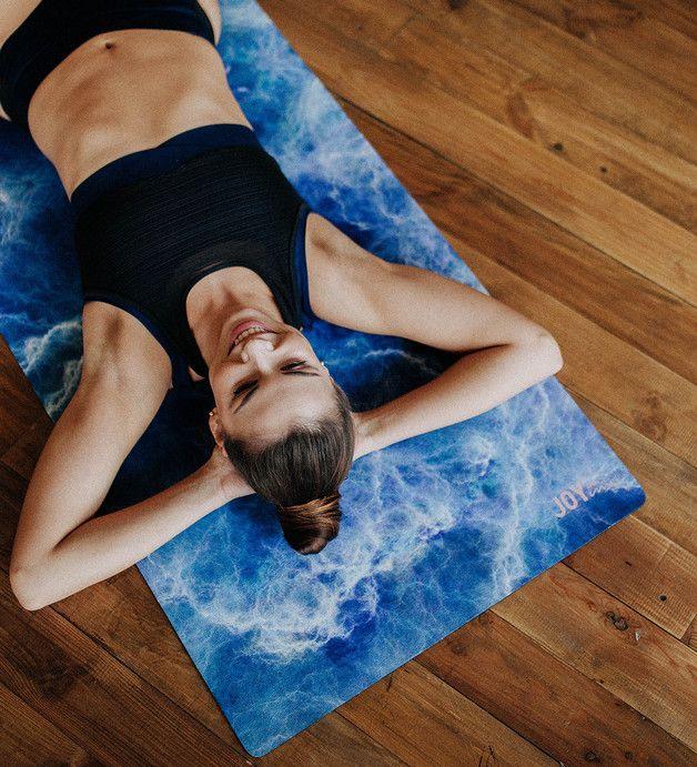 Mata FLOW do jogi - OCEAN LOVE - JOYINME - Joga