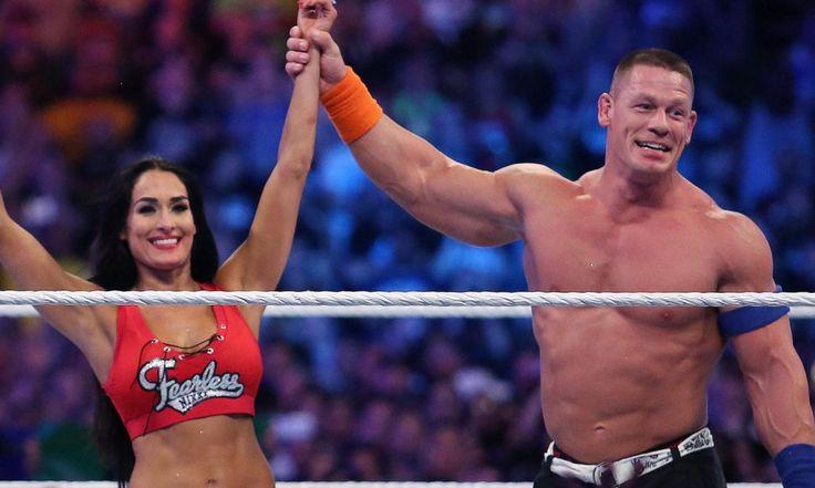 Redditors Wrestle Over John Cena's Marriage Proposal Picture