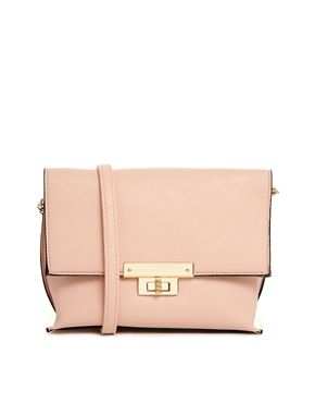 New Look Coco Cross Body Bag with Chain Strap