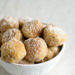 Kveller Cinnamon-Sugar Coconut Doughnuts–A 15-Minute Hanukkah Recipe