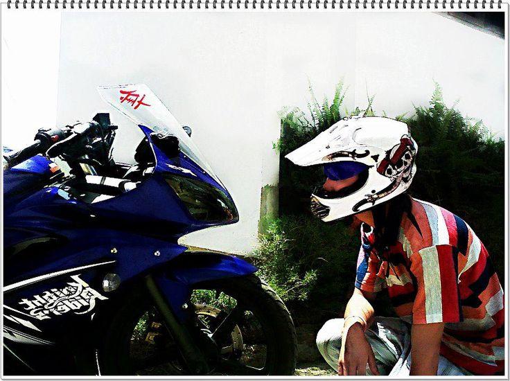 my lil bike  n i