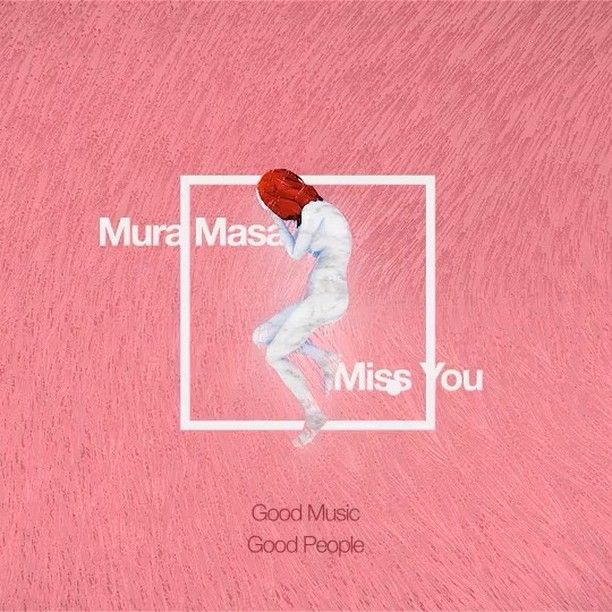#2 Mura Masa - Miss You #muramasa #missyou #daily #inspiration #c4d #render #noctane #motiongraphics #music #cover #color