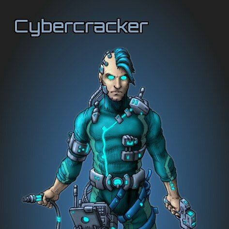 Meet the Cyber Cracker #Nightlancer.  http://ift.tt/2rSVKsU  #cyberpunk #indiegame