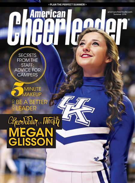 Summer 2016 featuring Megan Glisson from the University of Kentucky