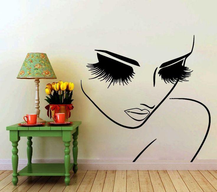 Papel pared para salon estetica vinilo buscar con google for Papel vinilo pared