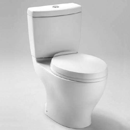 Toto Cst416m Two Piece Aquia Ii Dual Flush Toilet 1 6 Gpf
