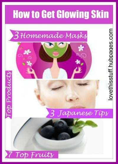 Homemade Beauty Tips, Face Mask And Best Cream For Glowing Skin
