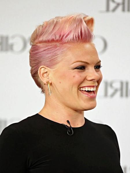 Frisuren Von Pink