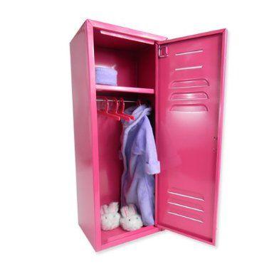 Amazon Com 18 Inch Doll Clothes Locker For American Girl
