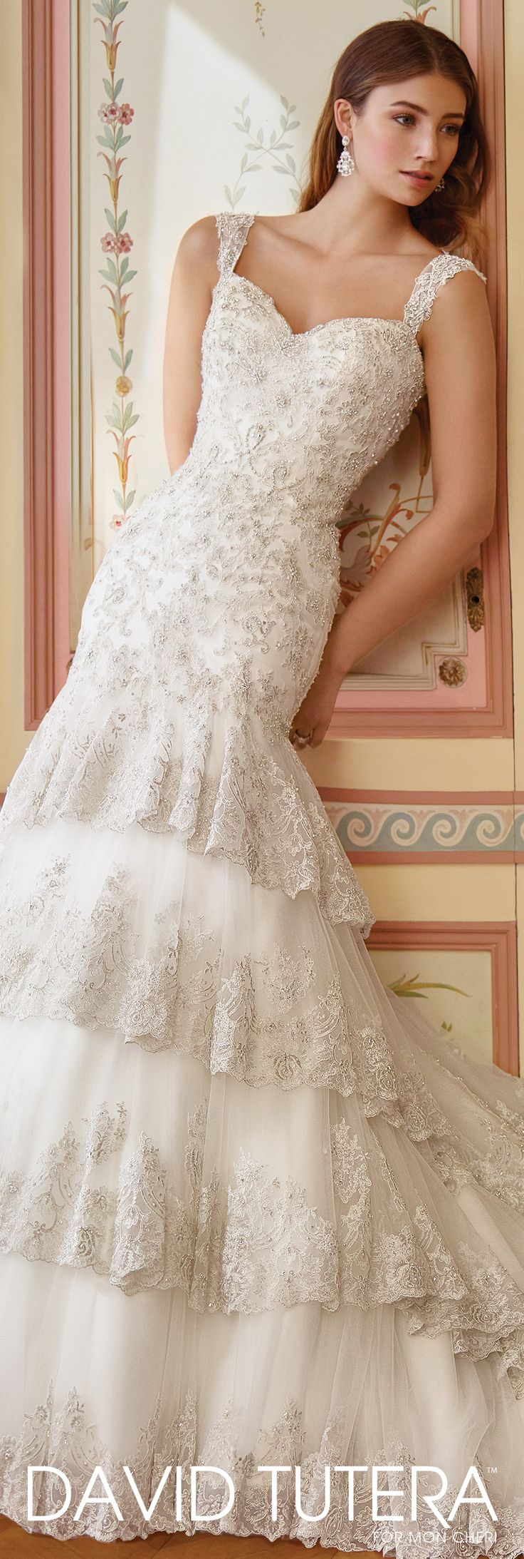 669 best images about david tutera for mon cheri on for David tutera beach wedding dresses