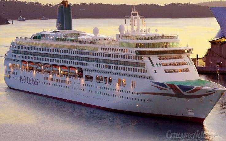 El Aurora será exclusivo para adultos en el 2019 según acaba de anunciar la propia naviera.  Con este serán 3 los barcos solo para adultos.