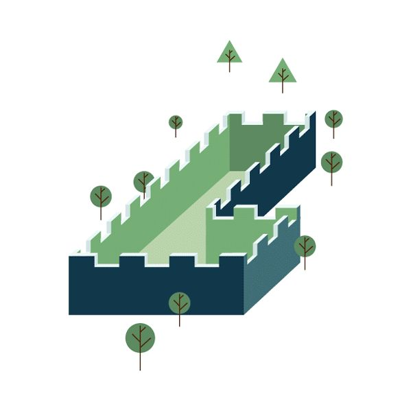 MotionGraphics - Infographics Lisbon by Rafaela Taborda Areias, Ana Oliveira, João Carretas, David Guerra, via Behance