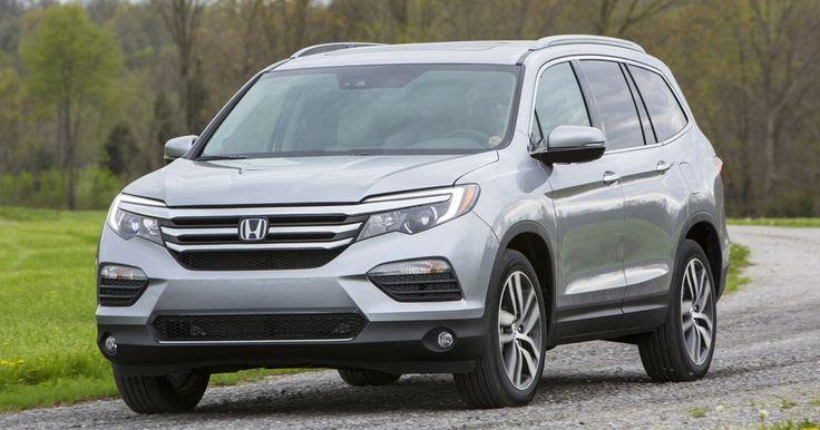 Honda Recalls 2016 Pilot SUVs To Replace Their Fuel Tanks Which May Leak #Honda #Honda_Pilot